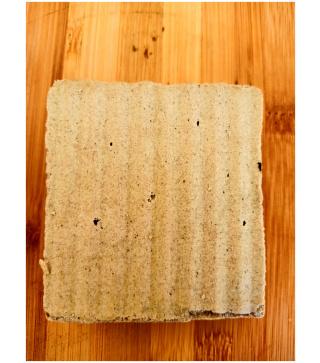 Australian Olive Green Clay Soap – Ylang Ylang – 100g