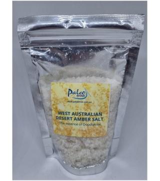 West Australian Amber Desert Salt – 150g